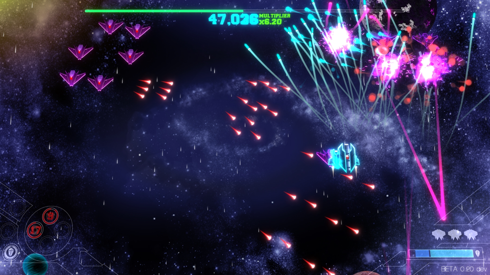 Screenshot from Roche Fusion